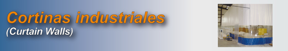 Grupo Omegalfa: Cortinas industriales